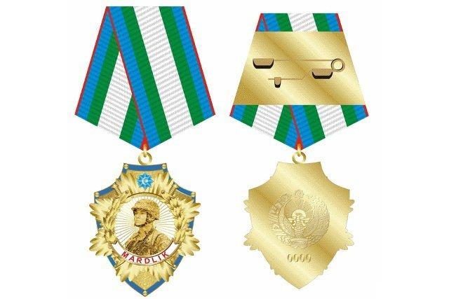 Военнослужащие награждены орденом «Мардлик»