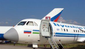 Ил-114 «улетел» из Ташкента навсегда