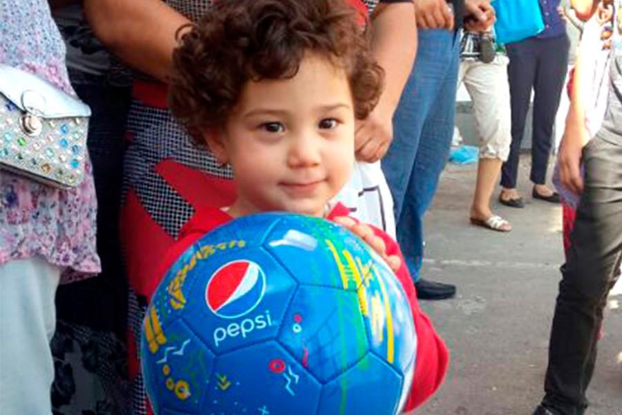 Футболомания с Pepsi!