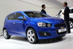 В Узбекистане появятся автомобили Aveo