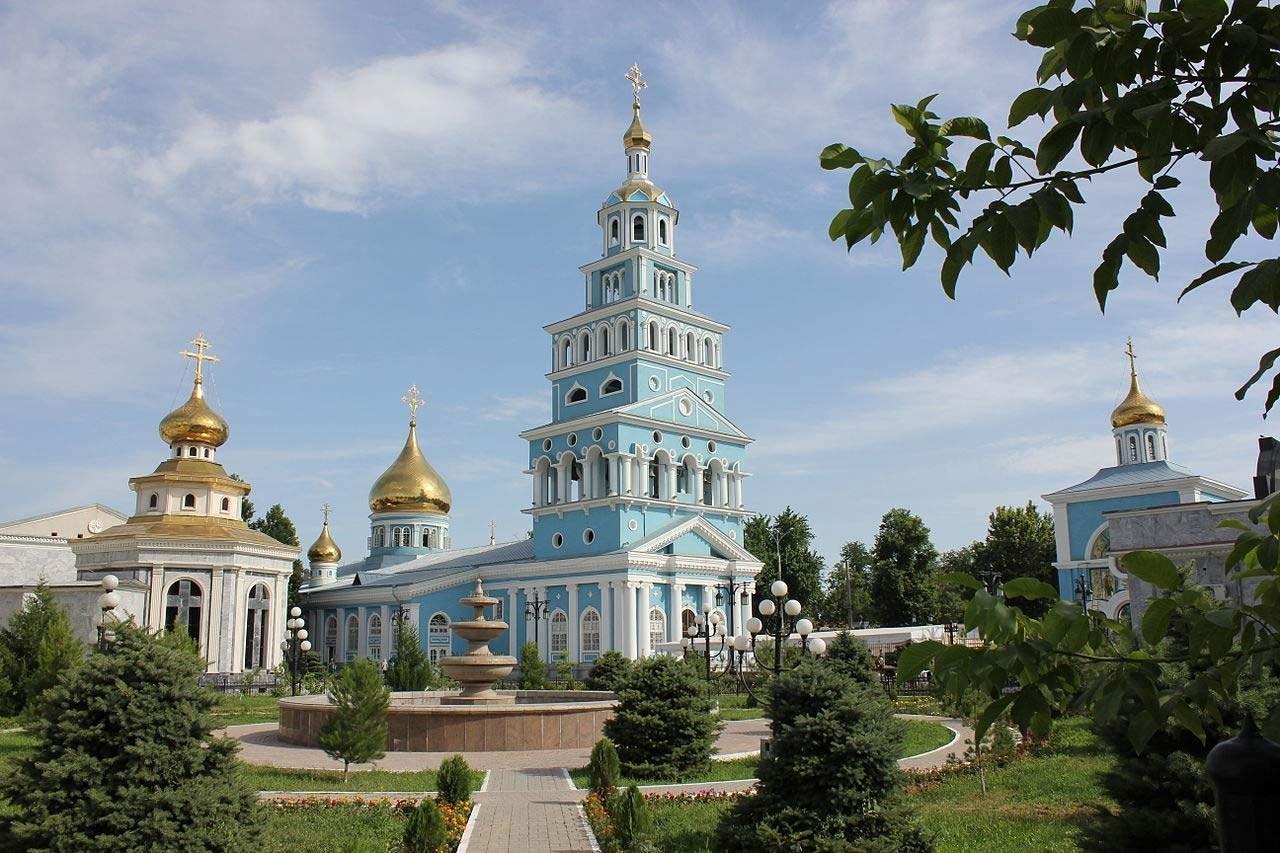 В Ташкент доставят икону святителя Иоасафа Белгородского