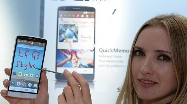 LG G3 Stylus – новый смартфон премиум класса