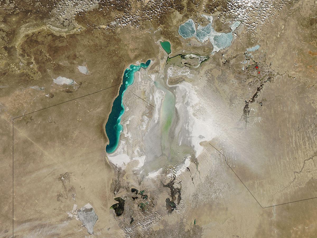 Семь нянек Аральского моря