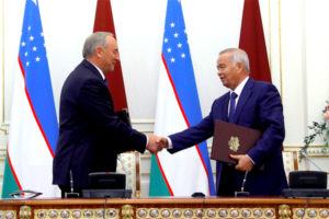 Ўзбекистон Президенти Латвия билан тузилган битимни тасдиқлади