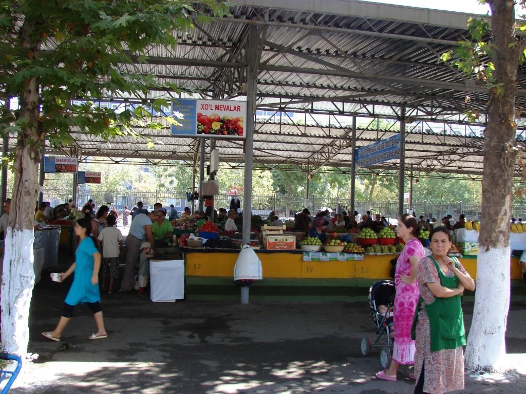 Лучший рынок столицы - Авиасозлар дехкон бозори