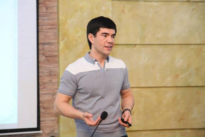 Секреты достижения успеха в бизнесе и в личной жизни от Муродхона Назарова