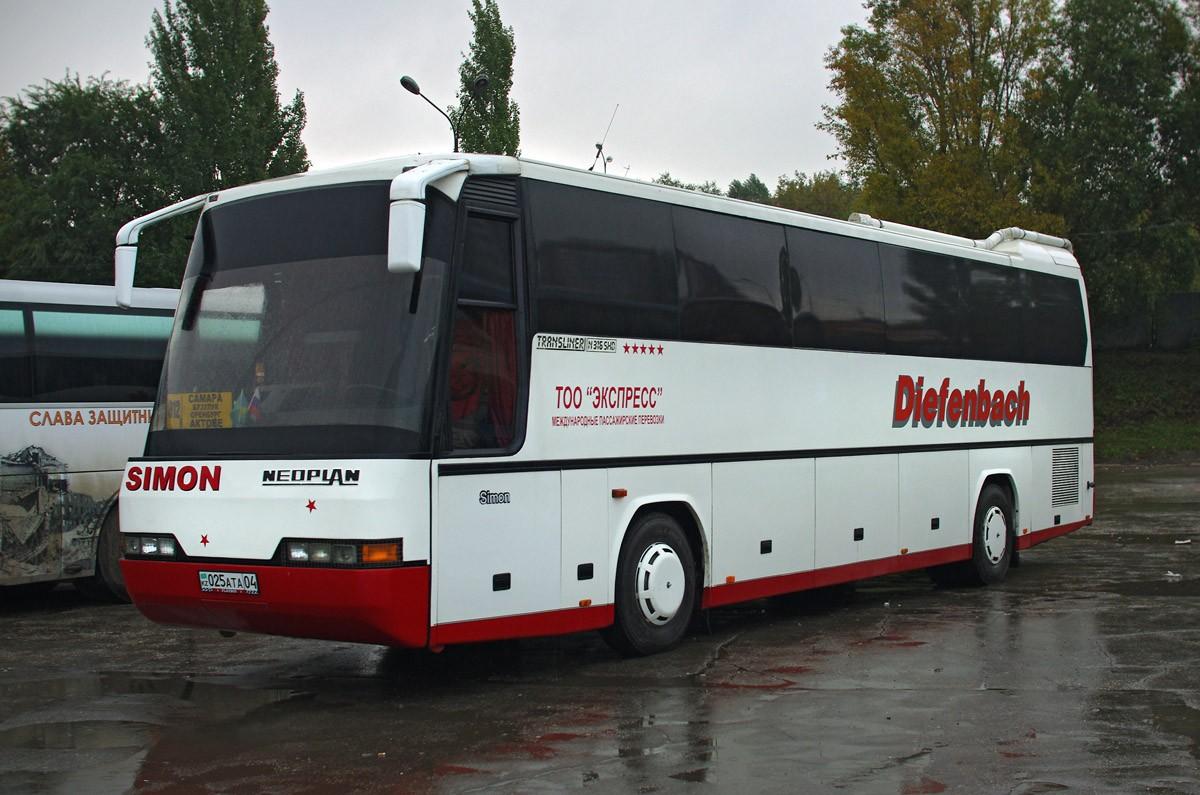 Между Узбекистаном и Казахстаном вот уже 11 лет нет автобусного сообщения