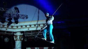 Канатоходцы Ташкенбаевы: 150 лет на высоте