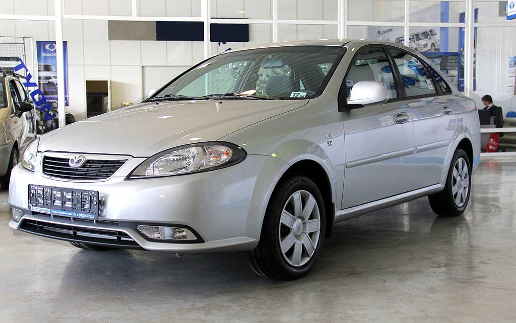 «Узавтосаноат» опроверг слухи о прекращении производства Chevrolet Gentra