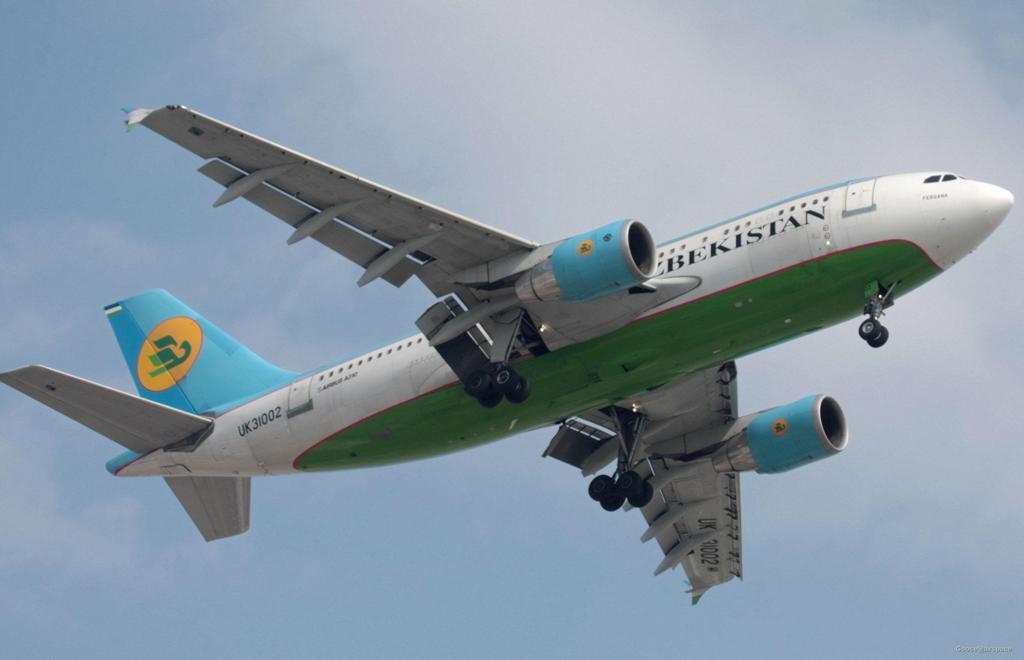 Рейсам «Узбекистон Хаво Йуллари» могут запретить летать на Украину