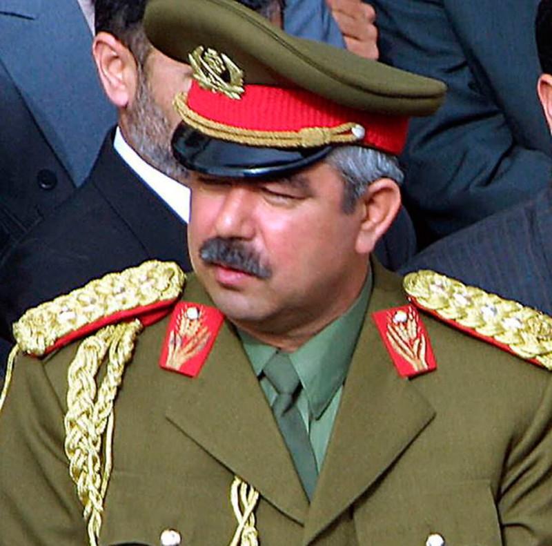 Генерал-узбек стал вице-президентом Афганистана