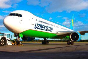 «Узбекистон хаво йуллари» переходит на осенне-зимнее расписание полетов