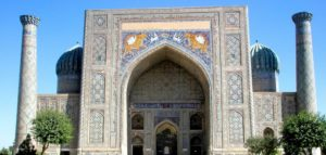 Вопросы международного туризма обсуждаются в Самарканде