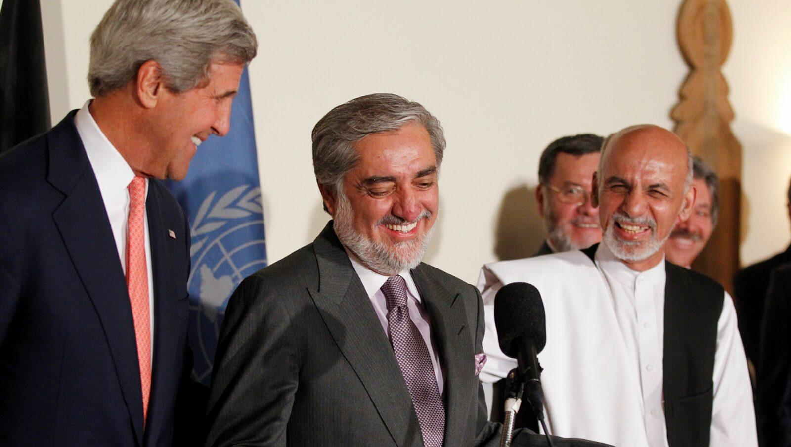 Чудеса в Афганистане и возле