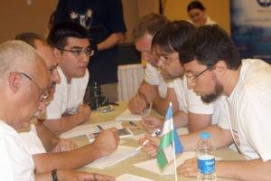Интеллектуалы из Узбекистана - призеры мирового первенства