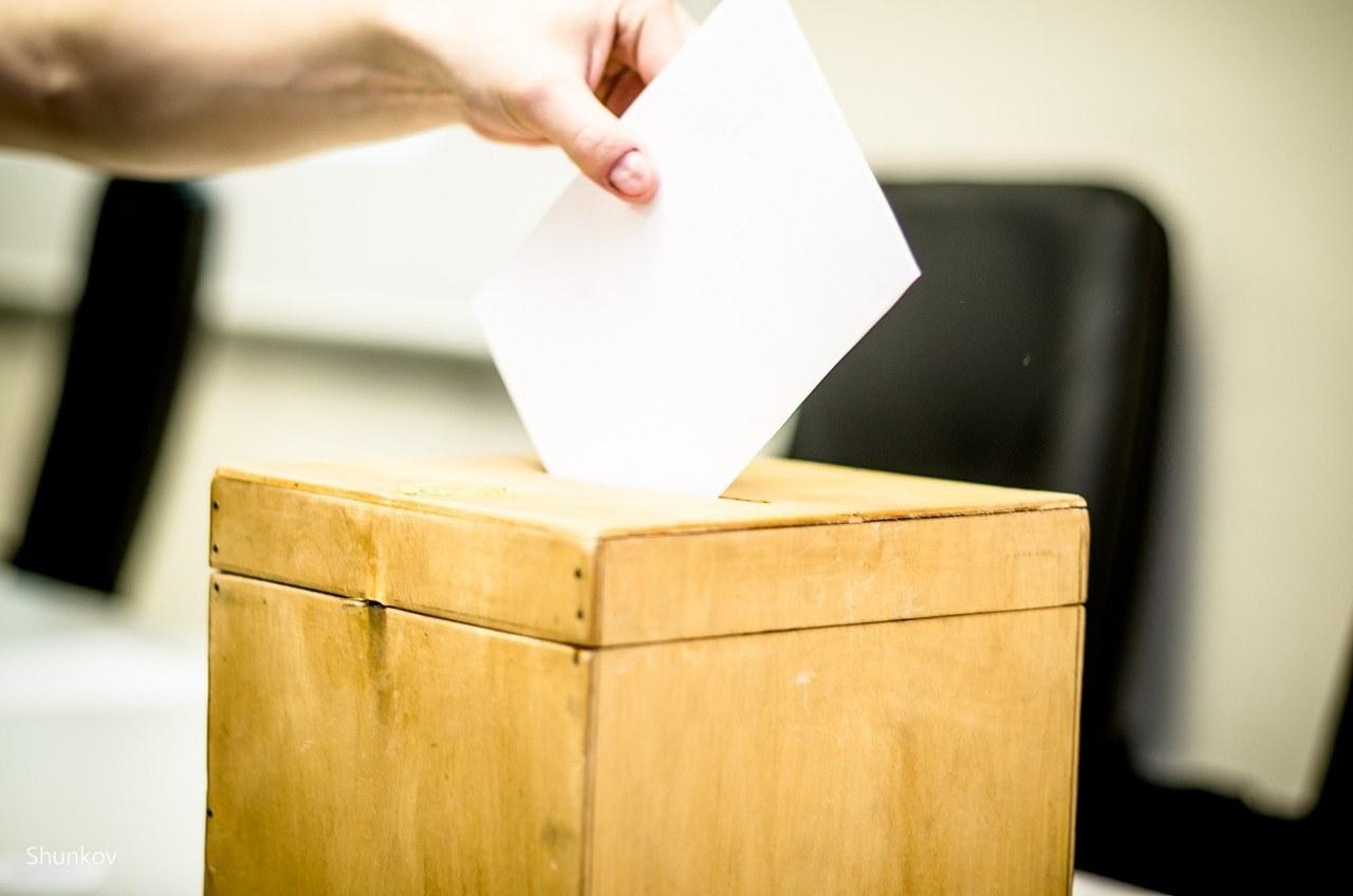 Партии идут на выборы в полном составе