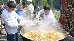 Фестиваль плова Pilaf-Fest в этом году пройдет в апреле