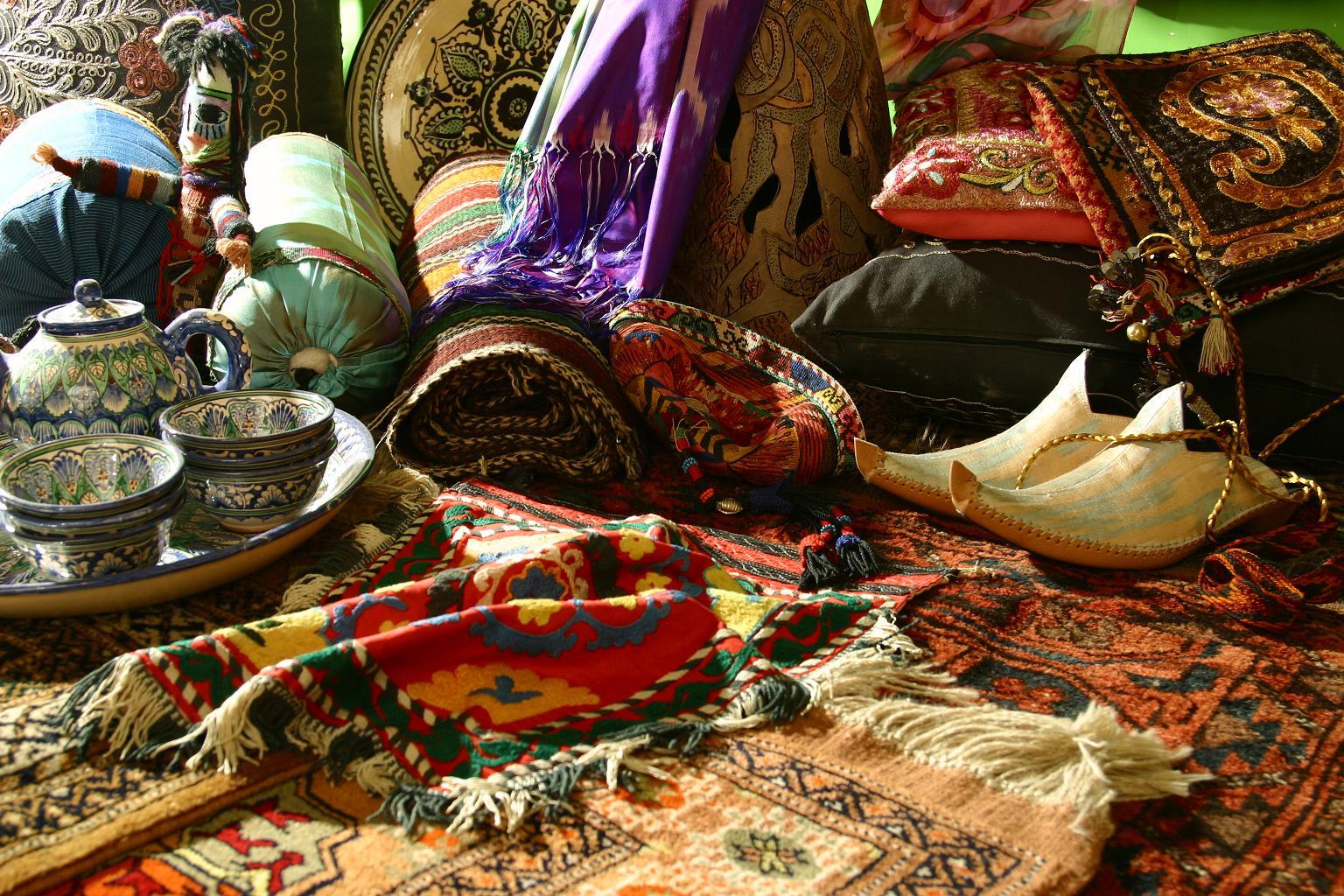 ЮНЕСКО открывает Центр развития ремесел в Узбекистане