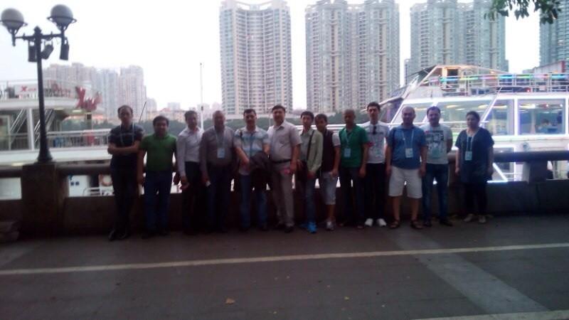 50 бизнесменов из Узбекистана отправились на выставку в Китай