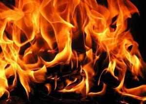 Пожар на таможне: возбуждено уголовное дело