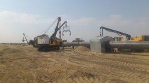 Поставки газа - вектор на Китай