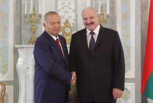 Ислам Каримов о толкованиях «неких противоречий» между Беларусью и Узбекистаном