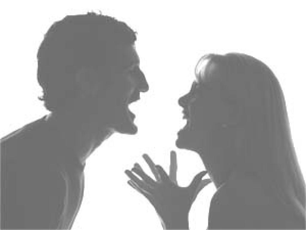 Ссора до добра не доводит