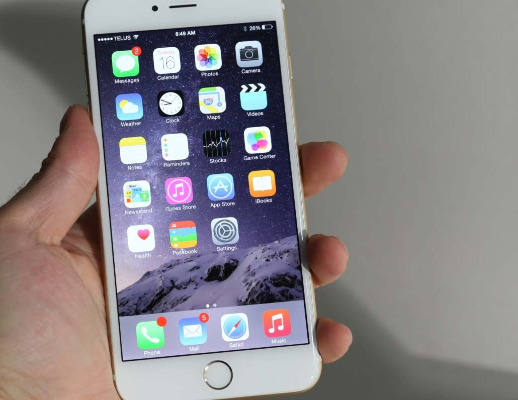"""iPhone 6 Plus"" смартфони қандай характеристикаларга эга?"