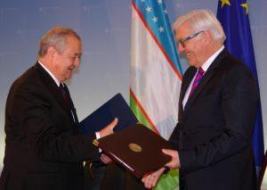 Узбекско-германский диалог