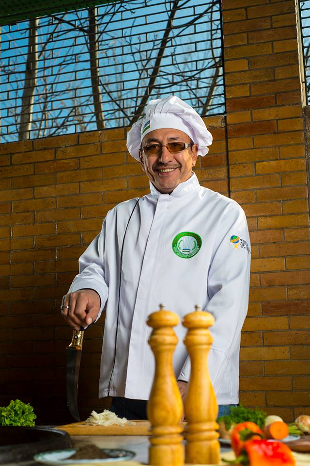 Шеф-повар из Узбекистана намерен войти в Книгу рекордов Гиннеса