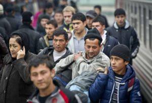 Наших мигрантов в Москве все больше
