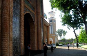 Современный эксподизайн в Ташкенте