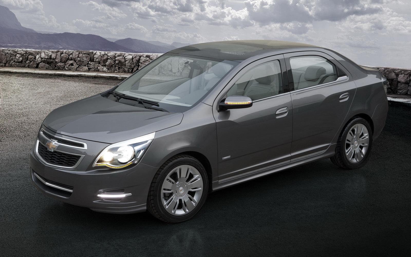 Chevrolet Cobalt – конкурентоспособная машина