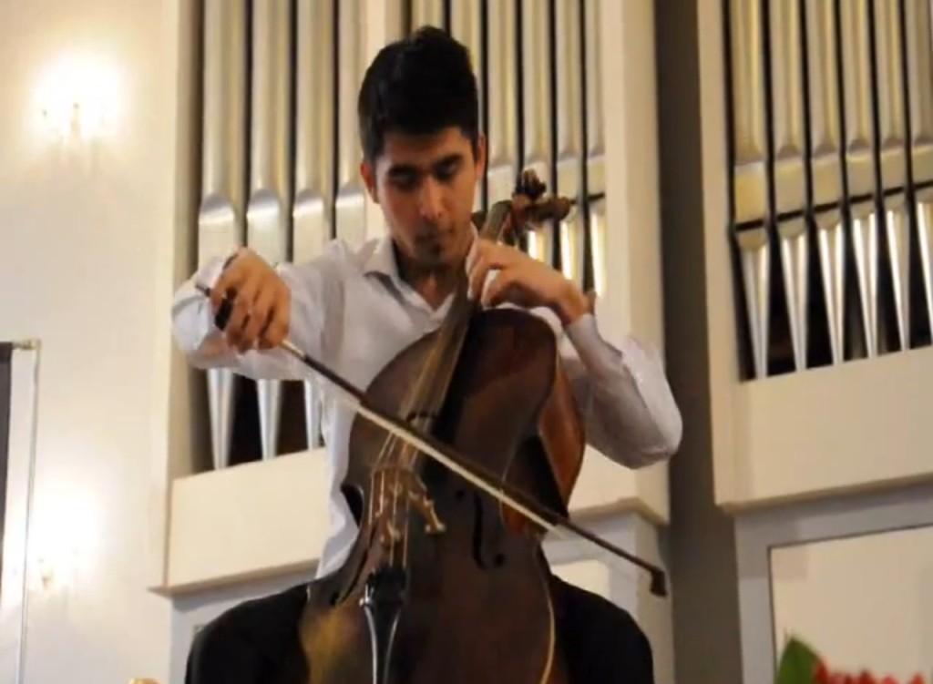 Музыканты из Узбекистана завоевали медали на конкурсе виолончелистов (видео)