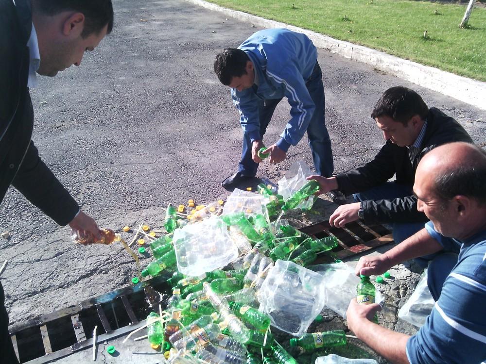 В Узбекистане тоже идут патентные войны