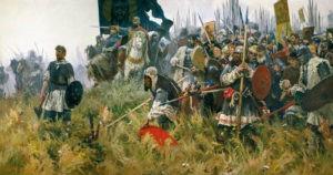 Амир Тимур и освобождение Руси