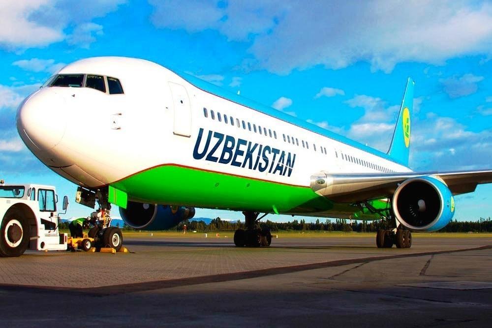 Летающих узбекскими авиалиниями стало на 81 тысячу меньше