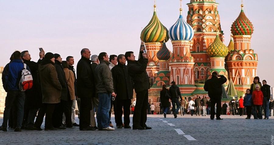 В 2013-м году Россию посетили 821 600 туристов из Узбекистана