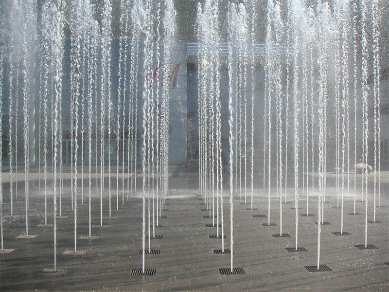 «Сухие» фонтаны: бухарский почин