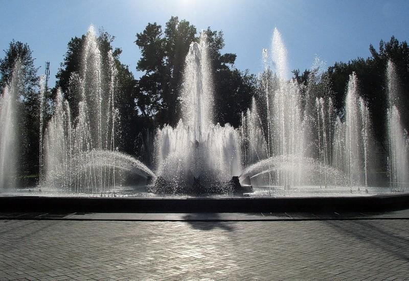 1 мая объявлено в Ташкенте «Днем фонтанов»