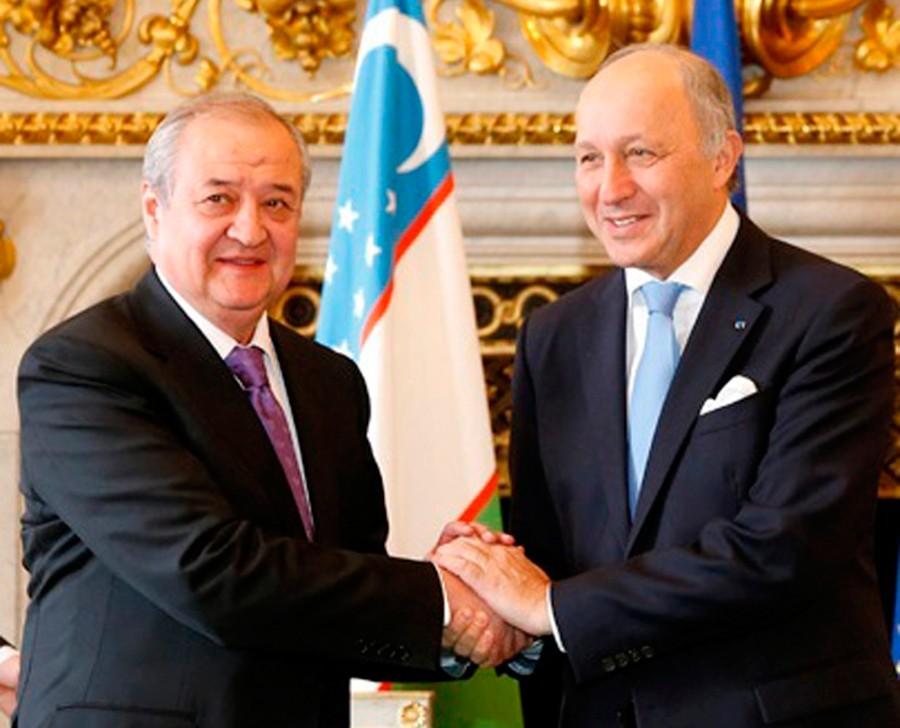 Начнет работу «Французский альянс Ташкента»