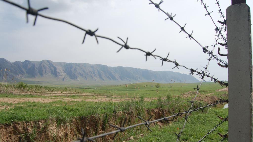 Происшествие на кыргызско-узбекской государственной границе