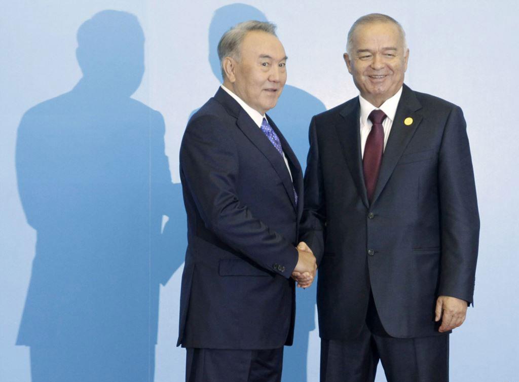 Ислам Каримов отправится с визитом в Казахстан