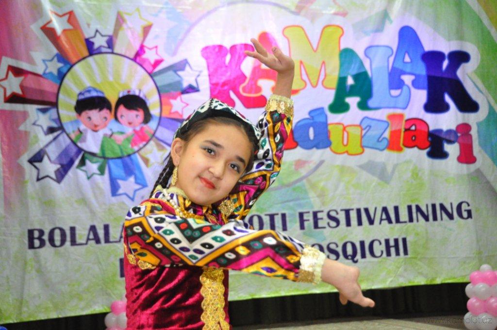 Состоялся итоговый концерт фестиваля «Камалак юлдузлари»