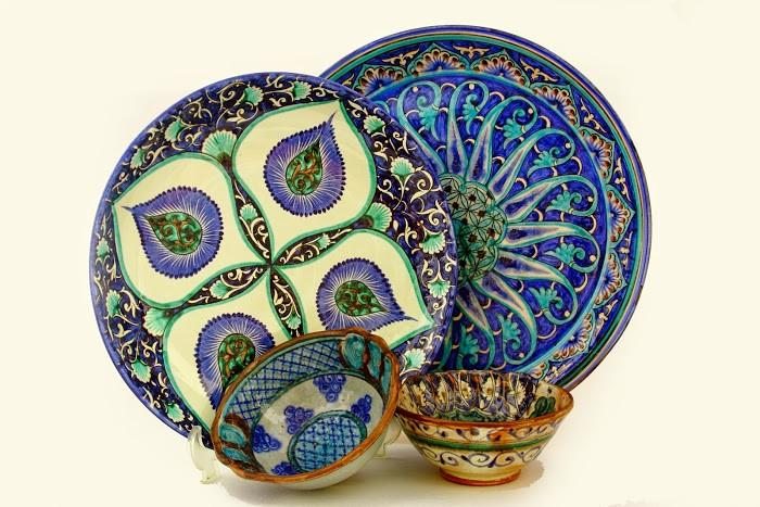 Легенды Узбекской керамики - в едином времени