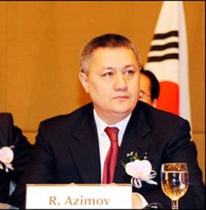 Рустам Азимов встретился с президентом Туркменистана