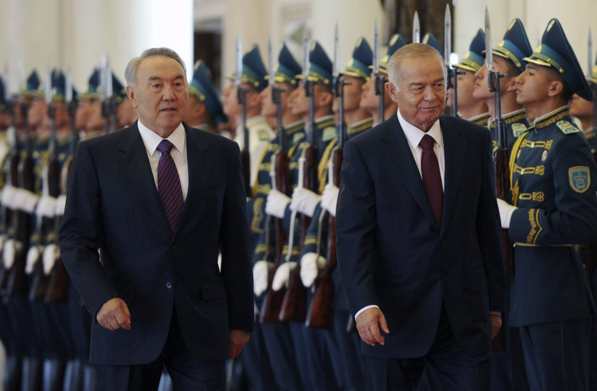 Ўзбекистон Президентининг Қозоғистонга расмий ташрифи бошланди