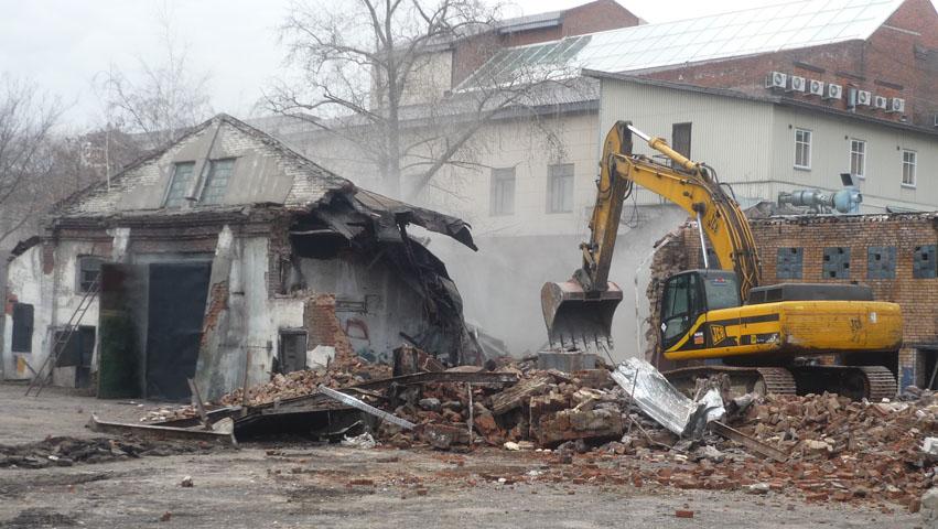 За снос нежилых зданий теперь будут возмещать убытки