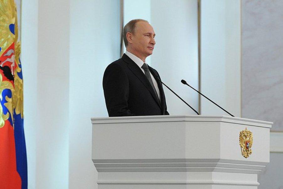 Путин: «Нас с удовольствием пустили бы по сценарию расчленения»