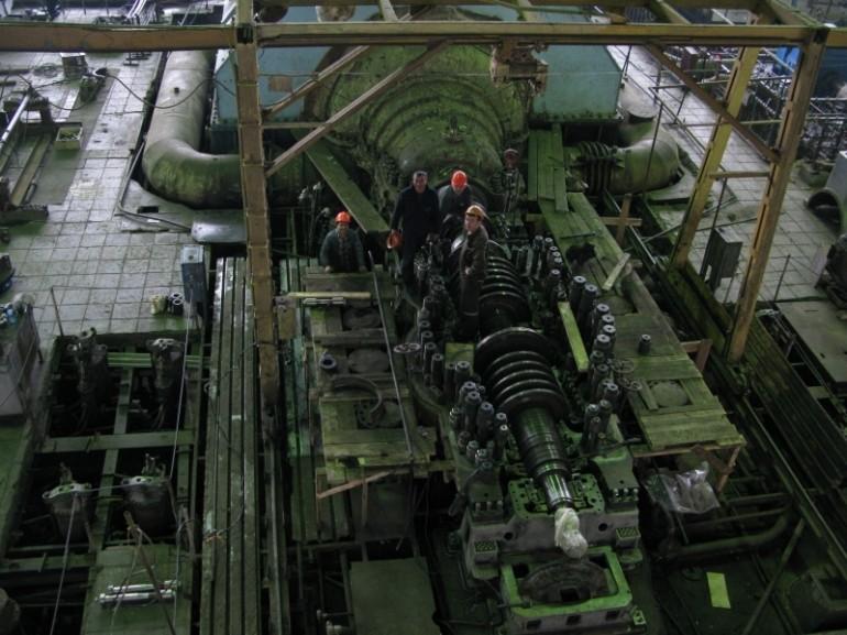 Россияне модернизировали крупнейшую ТЭС в Центральной Азии